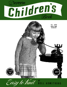 children's book | volume 94 | doreen knitting books digitally restored pdf
