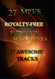 27 royalty free sci-fi tracks