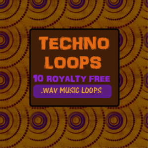 10 royalty free techno music loops