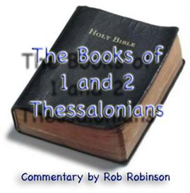 the entire books of 1 &2 thessalonians on one 10 hour mp3 audio study
