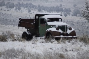 Vintage Old Dump Truck | Photos and Images | General