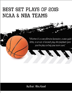 Best Set Plays of 2015 NCAA and NBA Teams Playbook | eBooks | Sports