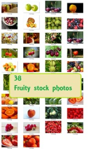 38 fruit stock photos