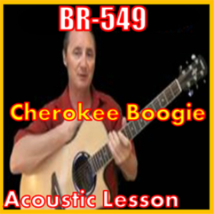 Learn to play Cherokee Boogie by BR-549 | Movies and Videos | Educational