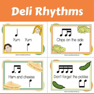 Deli Rhythms | Music | Children