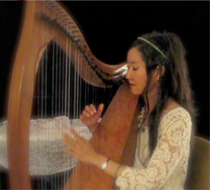 suantraí, a gaelic christmas lullaby (sheet music for celtic harp and voice; also includes an arrangement for harp and silver flute)