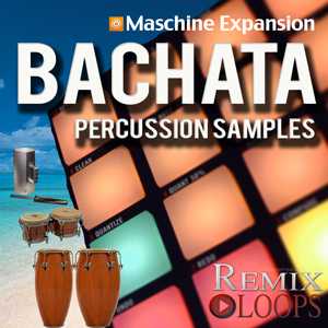 Bachata Percussion Maschine Expansion | Software | Add-Ons and Plug-ins