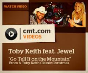 Go Tell It On the Mountain Toby Keith Country SATB Choir and Orchestra | Music | Country