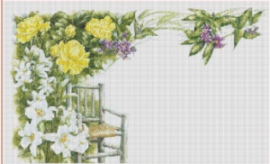 Pergola | Crafting | Cross-Stitch | Other