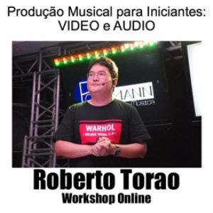 producao musical para iniciantes - audio e video