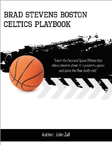 brad stevens boston celtics playbook