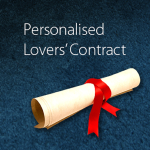 lovers contract