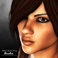 Simply Beautiful Amelia | Software | Design