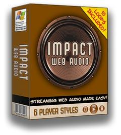 Impact Web Audio Software | Software | Audio and Video