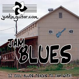 Jam Blues I (Backing Tracks) | Music | Backing tracks