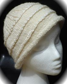 Luxe Hat e-Pattern   Other Files   Arts and Crafts