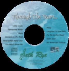Through the Years-CD-Complete Download | Music | Instrumental