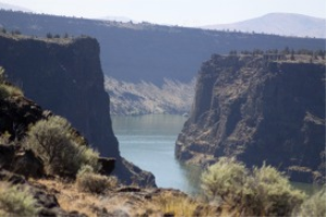 Canyon Views Oregon   Photos and Images   Nature