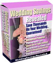 Wedding Savings Revealed -Save Thousands On Your Wedding, Expert Reveals Secrets - 4 Ebooks Package - Save 50% | eBooks | Non-Fiction