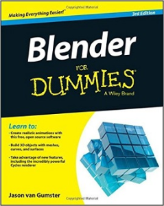 blender for dummies 3rd edition 2015