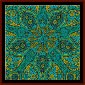 Fractal 516 cross stitch pattern download | Crafting | Cross-Stitch | Wall Hangings