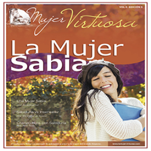 La Mujer Virtuosa Vol.4 Edicion 5 | eBooks | Religion and Spirituality