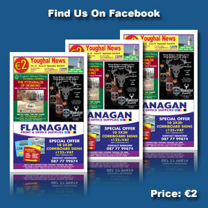 Youghal News September 2nd 2015 | eBooks | Magazines