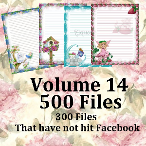 Volume 14 | Crafting | Paper Crafting | Other