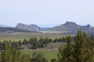 Farm View and Smith Rocks 2 | Photos and Images | Nature