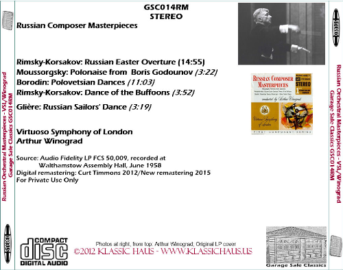 First Additional product image for - Russian Composer Masterpieces