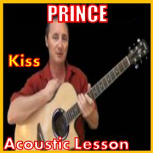 Learn to play Kiss by Prince | Movies and Videos | Educational