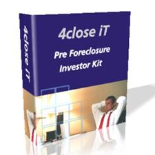 4closeiT Foreclosure Investor Guide | eBooks | Business and Money
