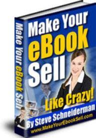 make your e-book sell like crazy