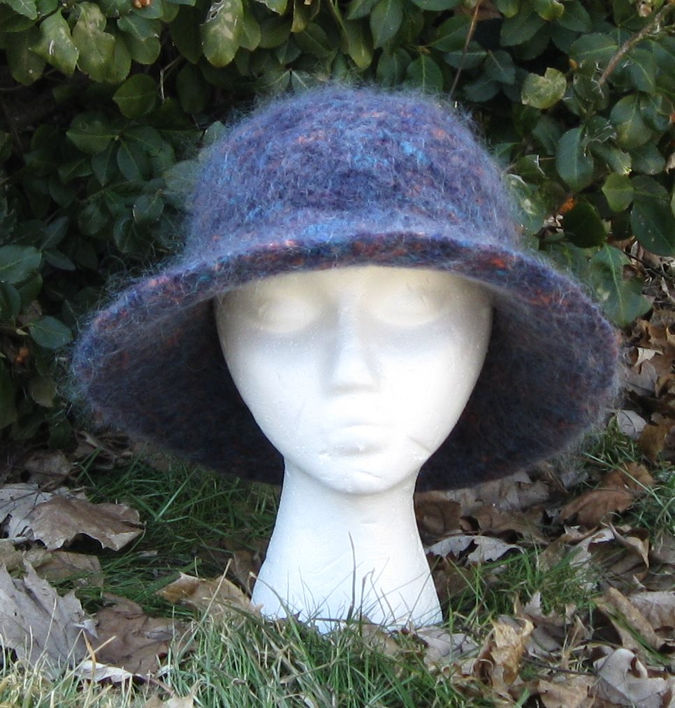 First Additional product image for - Parisian Felted Knit Hat Patterns