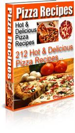 Pizza Recipes - Over 200 Hot and Delicious Pizza Recipes | eBooks | Food and Cooking