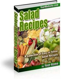 Salad Recipes - A Collection of Easy to Follow Salad Recipes | eBooks | Food and Cooking