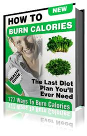 177 Ways to Burn Calories How To ebook Weight Loss | eBooks | Health