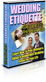 Wedding Ediquette Secrets Revealed | eBooks | Romance