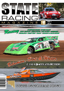 state racing magazine - volume 2 edition 1