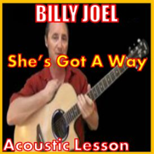 Learn to play She's Got A Way by Billy Joel | Movies and Videos | Educational