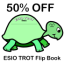 50% Off ESIO TROT Flip Book Writing Templates | Documents and Forms | Templates