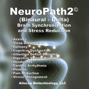 neuropath2© (binaural - delta) brain synchronization and stress reduction
