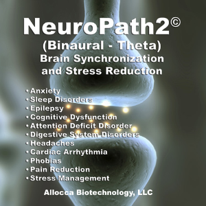 neuropath2© (binaural - theta) brain synchronization and stress reduction