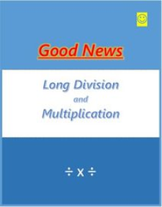 Good News Long Division and Multiplication | eBooks | Education