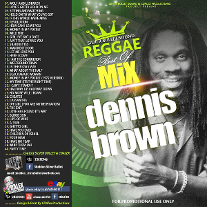 Silver Bullet Sound - The Best Of Dennis Brown Mix 2015 | Music | Reggae