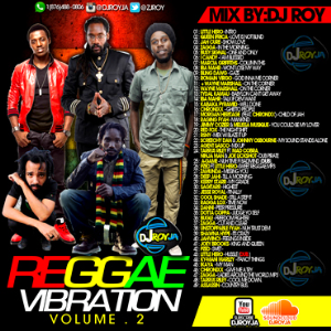 Dj Roy Reggae Vibration Mix Vol.2 [2015] | Music | Reggae