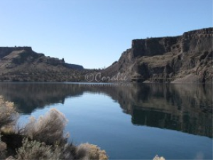 Lake Billy Chinook Oregon Reflections | Photos and Images | Travel