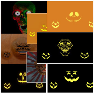 Halloween Lot of ALL Projection Effects 2015 | Crafting | Cross-Stitch | Religious