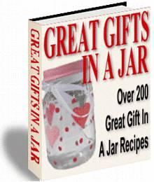 Great Gifts In A Jar | eBooks | Arts and Crafts