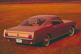 1965 Ford Mustang MVMA Specifcations | eBooks | Automotive